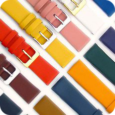 Leather Watch Straps - WatchWatchWatch